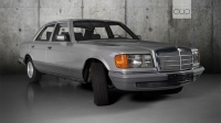 1983+Mercedes-Benz+300+SD+Turbodiesel