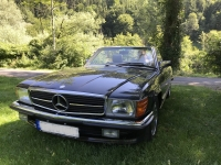Mercedes-Benz+560+SL